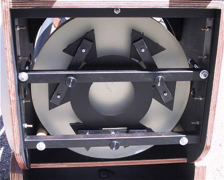 Un dobson de 406 mm conseils et images for Miroir de telescope