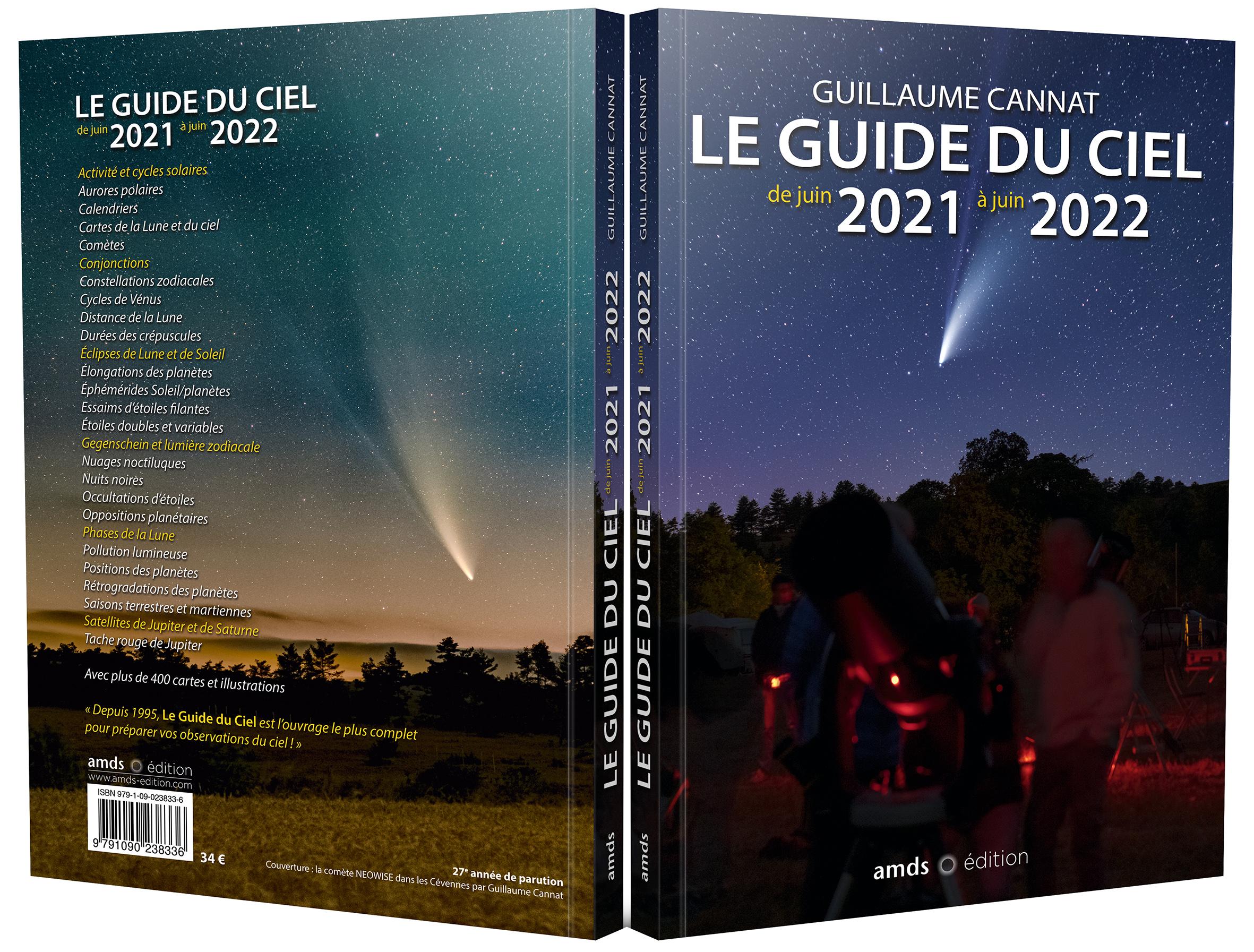 Calendrier Astronomique 2022 Le site Web de Guillaume Cannat